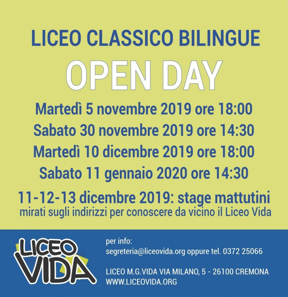 open day cl